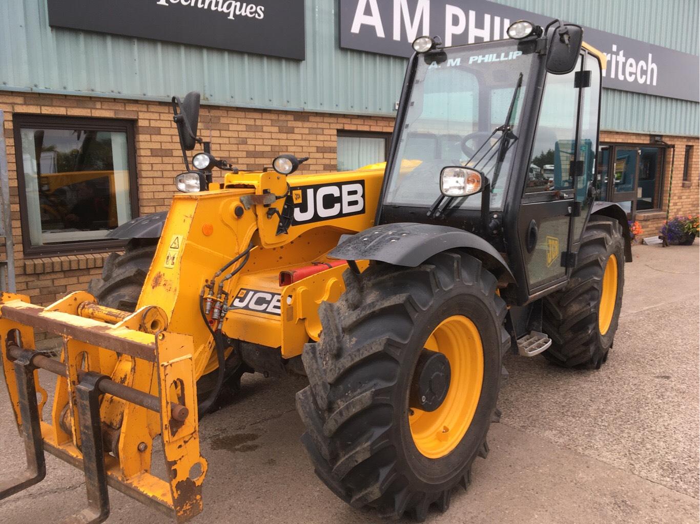 Used Machinery | Used Heavy Equipment | Scot JCB
