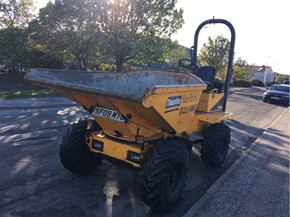 3 Tonne Power Swivel Hydrost