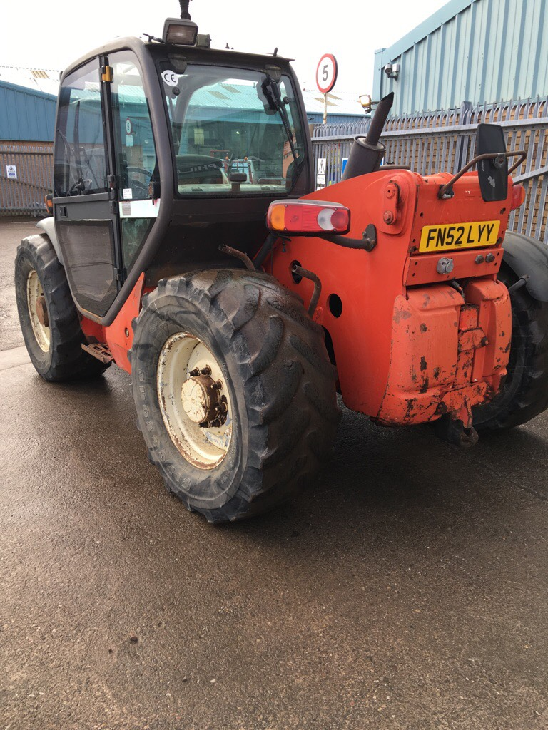 Manitou MLT633T