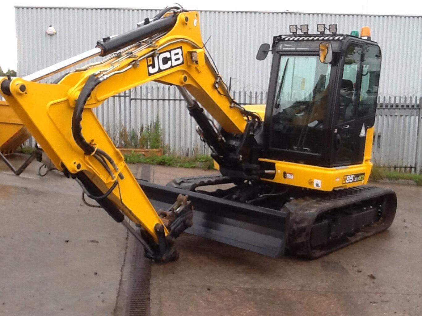 JCB Excavators   360 Excavators   Scot JCB