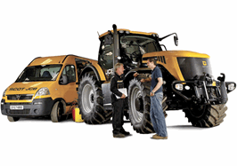 JCB Dealer Locator