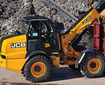 JCB Telescopic Wheel Loader