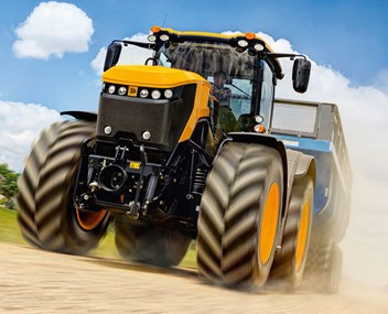 JCB Fastrac Agricultural Tractor