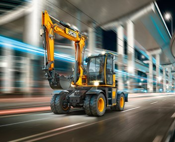 The Hydradig provides great mobility