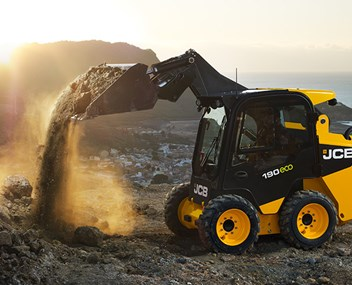 JCB Skid Steer Loader 190