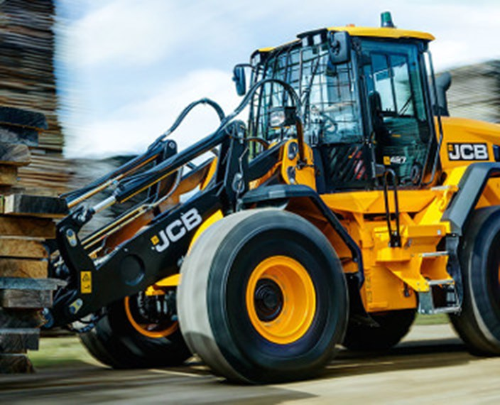 JCB Wheel Loaders - Scot JCB