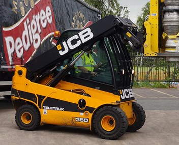 JCB Telescopic Forklifts