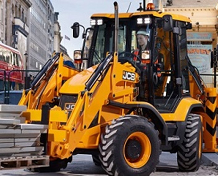 JCB 3CX Backhoe Loader - Scot JCB