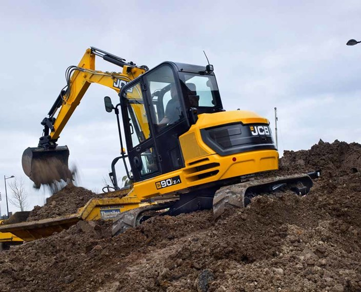 JCB Mini Excavators | Scot JCB